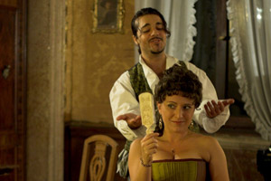 The Barber of Seville, Musica a Palazzo