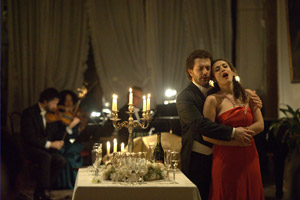 Love Duets, Musica a Palazzo