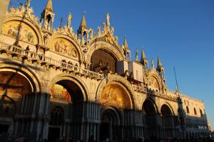 Die goldene Basilika