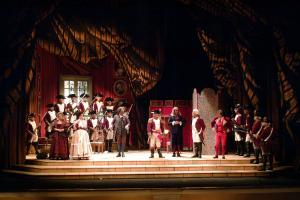 The Barber of Seville, Opera by G. Rossini